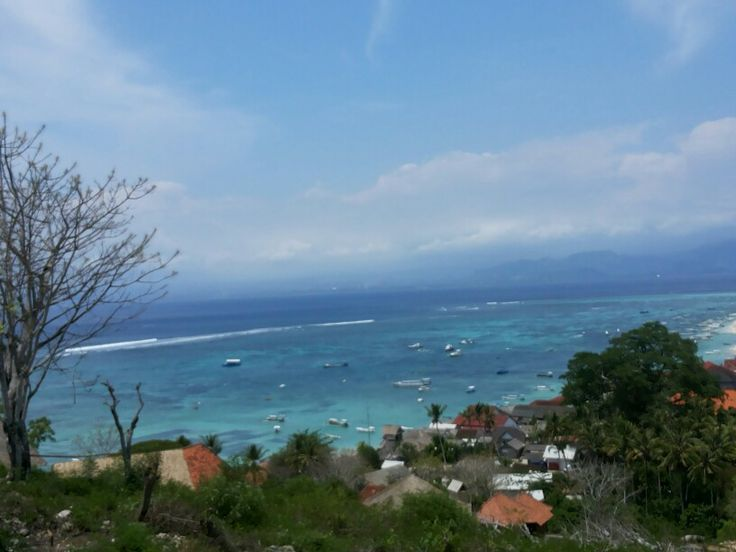#nice weather in Nusa Lembongan island