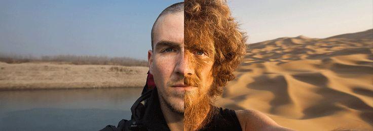 Empezar a dejarse barba lleva tiempo, pero al final te darás cuenta de que ha merecido la pena.