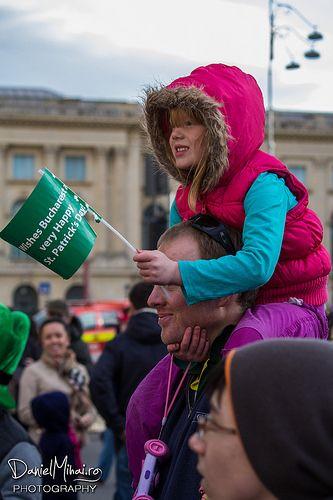 Saint Patrick's Day 2014, Bucharest by Daniel Mihai