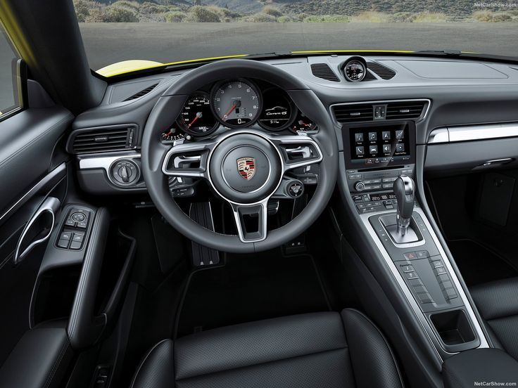 Porsche 911 Carrera 4 2016 (1600x1200)