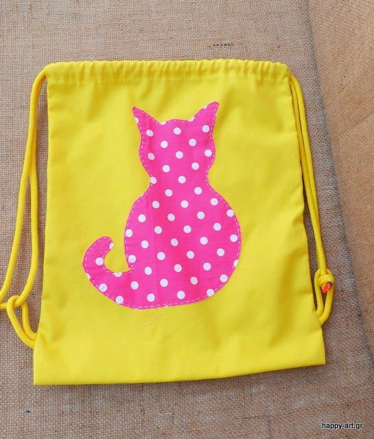 happyartgr: Παιδικά σακίδια πλάτης! backpack for kids