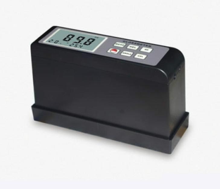 Glossmeter Measuring Geometry 60 Degrees Range 0.1~200 Gloss Units GM6 Gloss meter Tester