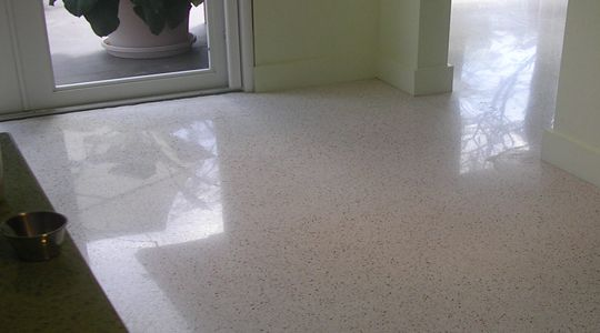 17 Best Images About Diy Terrazzo Flooring On Pinterest