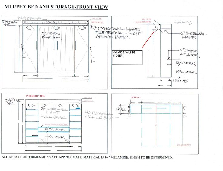 Murphy bed plans pdf To see these files P Just added the difference in PLANS A Murphy Bed YOU Can Build Page 4 of 5 Page 3 of 5 Page 5 Q Wbs Distribution