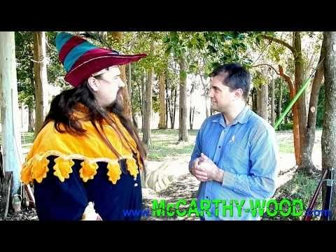 Sir Justyn: Abbey Medieval Festival