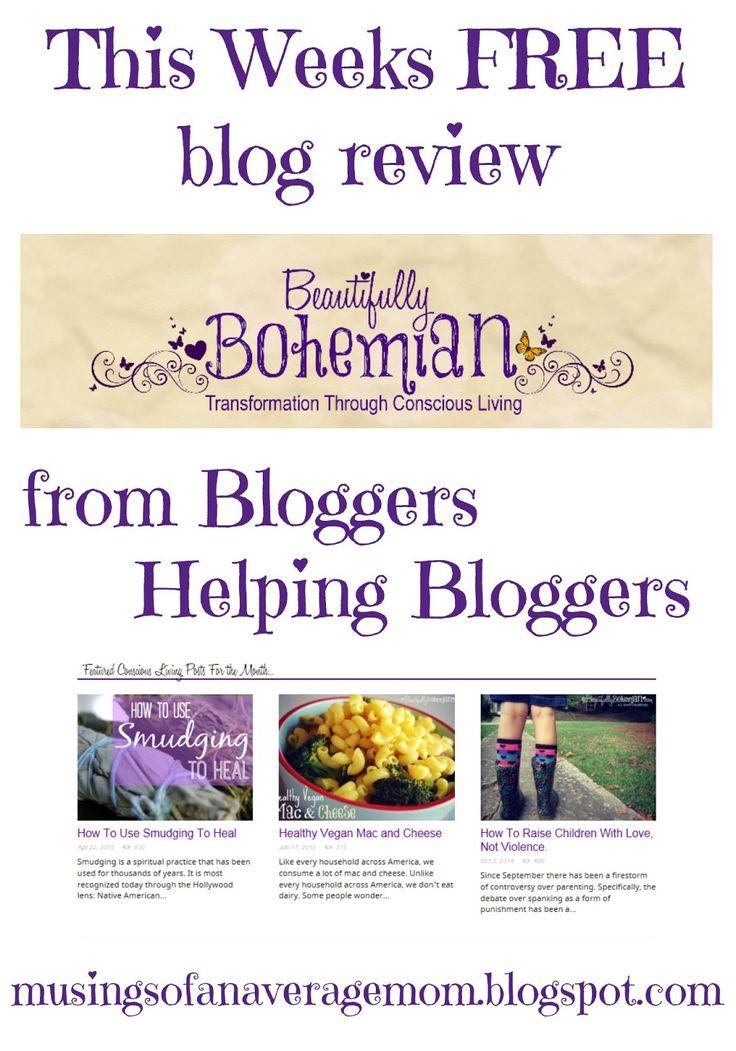 Musings of an Average Mom: Beautifully Bohemian Review