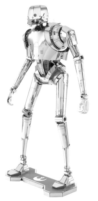 3D kovové puzzle METAL EARTH Star Wars Rogue One: K-2SO