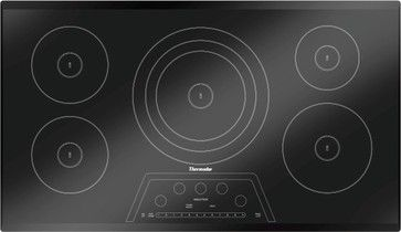 36-Inch Masterpiece Series Induction Cooktop - Contemporary - Cooktops - Thermador