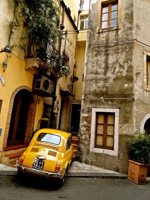PARKING... ITALIAN STYLE!