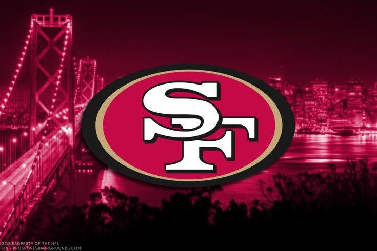 San Francisco 49ers 2017 football logo wallpaper pc