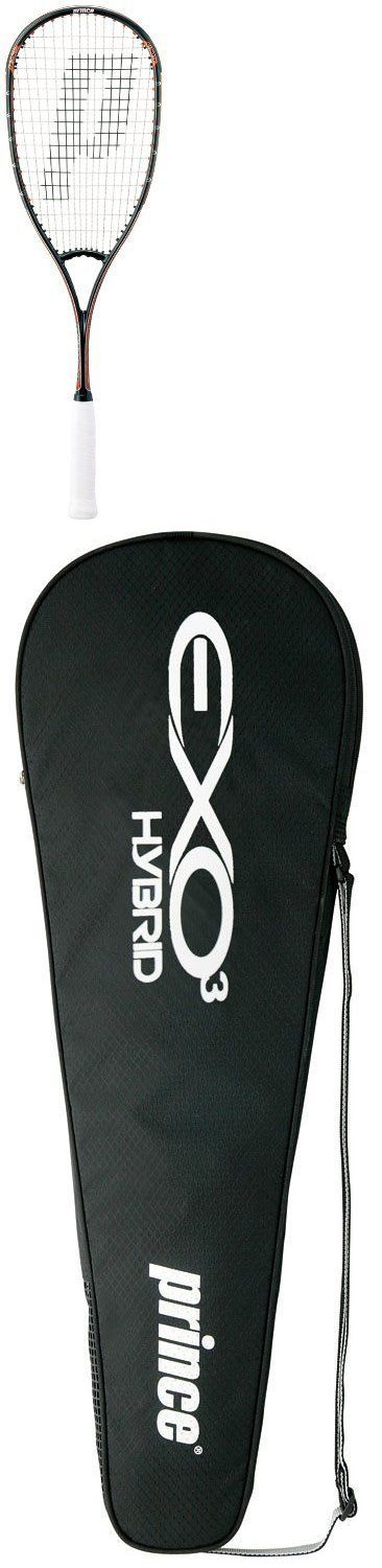 Squash 62166: Prince Exo3 Tour Squash Racquet Strung With Cover, 7S4321050 BUY IT NOW ONLY: $88.0