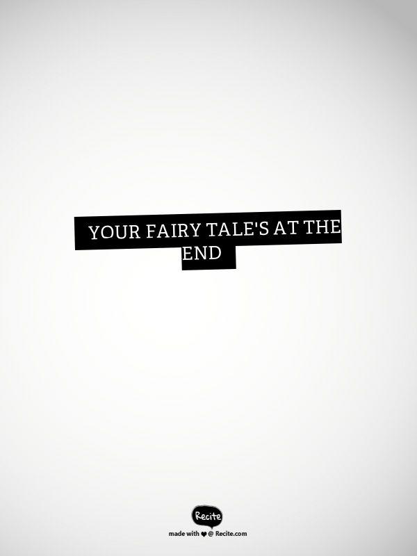 Fairy Tale - Saint Asonia