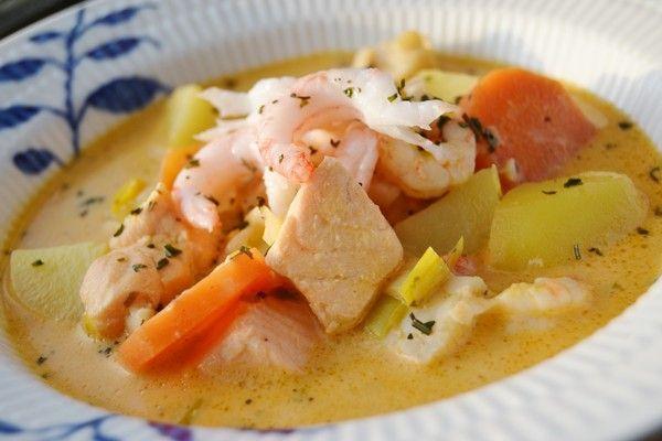 Ljuvligmat.se - en mat- och bakblogg - Fisk och skaldjur