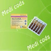 Ketasol 250mg/5ml by Global Pharma