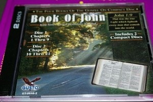 Chapters 1-21 [Audio CD] Book of John