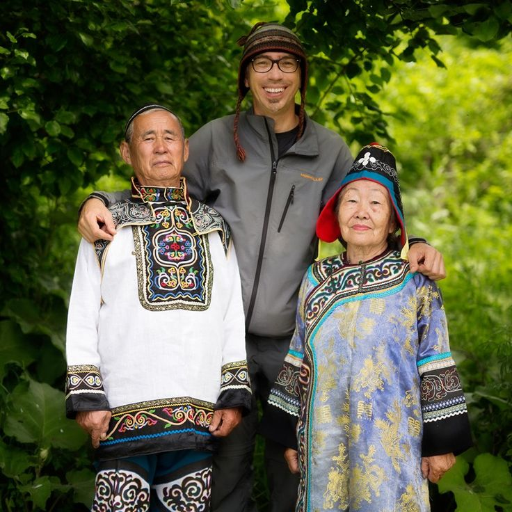 Alexander Khimushin Traveled 25000 Km across Siberia To Share The Amazing Photos Of Its Indigenous People