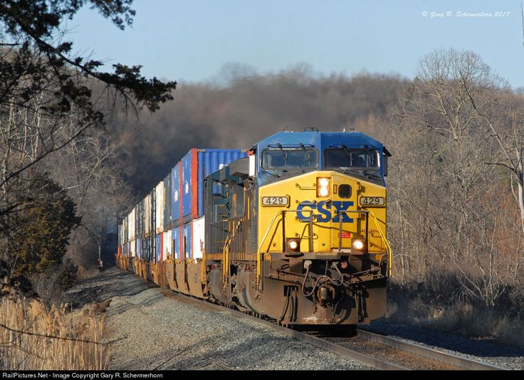 RailPictures.Net Photo: CSXT 429 CSX Transportation (CSXT) GE AC4400CW at West Camp, New York by Gary R. Schermerhorn
