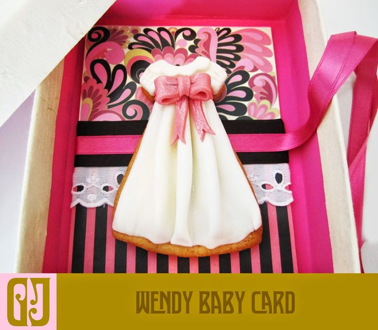 Wendy Baby Card