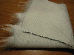 Видео мастер-класс: скорняжный шов и вспушка при шитье меховых изделий - Ярмарка Мастеров - ручная работа, handmade