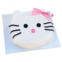 Kitten CakeKittens Cake, Kids Parties, Parties Supplies, Hello Kitty Cake, Cake Ideas, 1St Birthday, Cake Make, Birthday Cake, Birthday Ideas