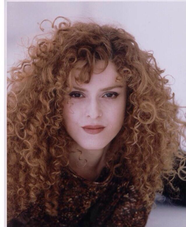 Bernadette Peters | Hair | Pinterest | Bernadette Peters and Peter O ... I love these curls!