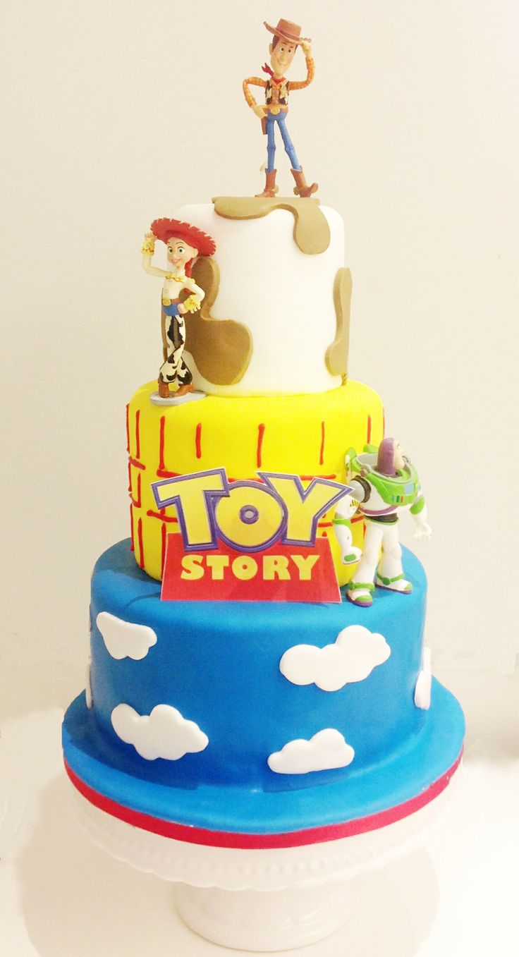17 Best Images About Cakes Toy Story On Pinterest Buzz