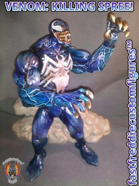 Venom (Venom) Custom Action Figure