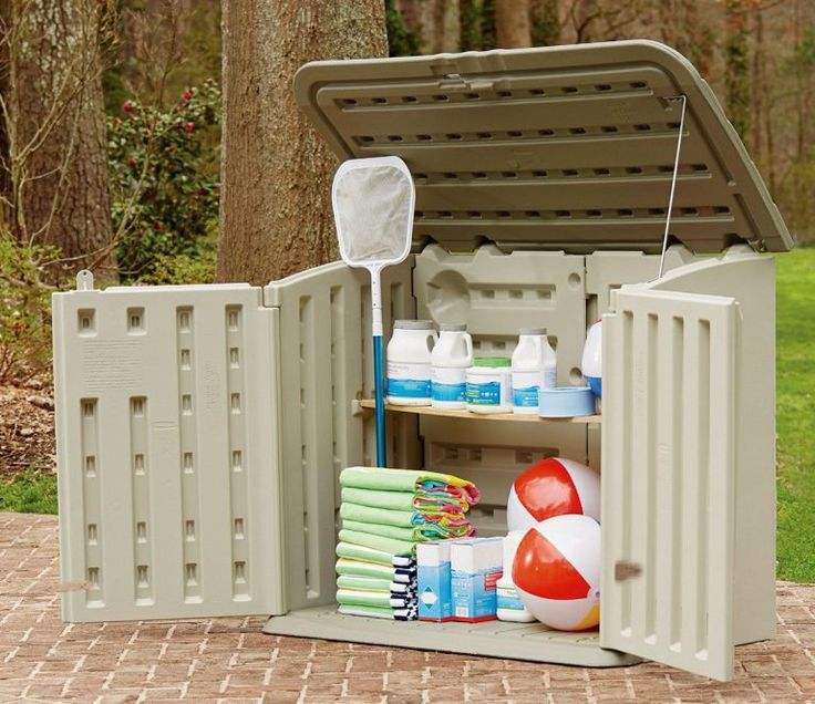 Outdoor Horizontal Storage Sheds. Read An In Depth Review Of The Most  Popular Horizontal