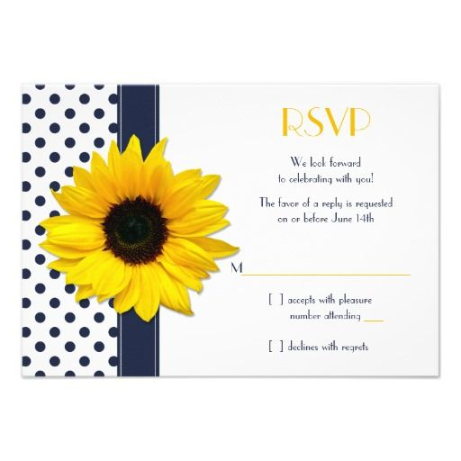 ShoppingNavy and White Polka Dot Wedding Reply Card Custom Announcementwe are given they also recommend where is the best to buy