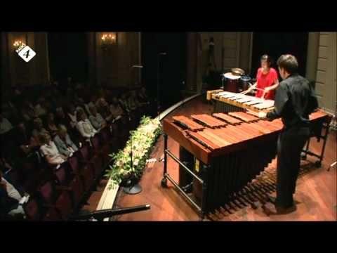 Joint Venture Percussion Duo | Passacaglia - Anna Ignatowicz - YouTube