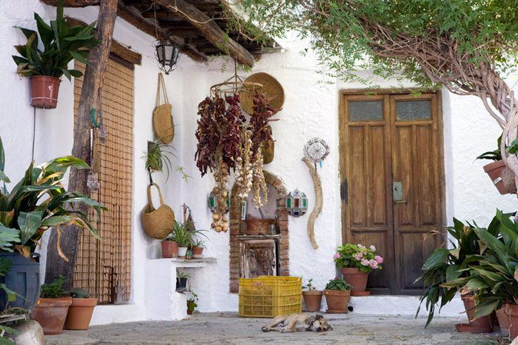 Rincones de Andalucía: Alpujarras (Granada) / Places of Andalusia: Alpujarras…