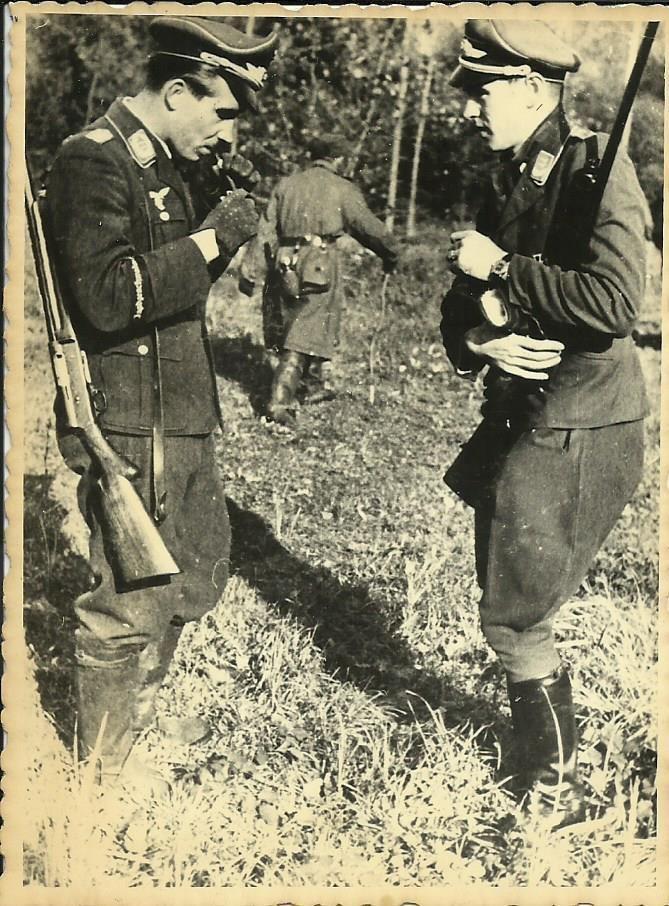 ■ Adolf Galland de cacería.