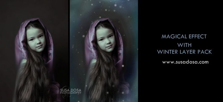 Winter essential PACK: create your own magic! http://www.susadosa.com/creative.html