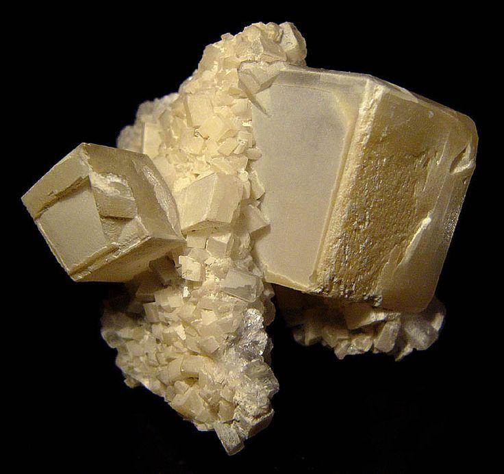 Calcite from Štramberk, Czech Republic