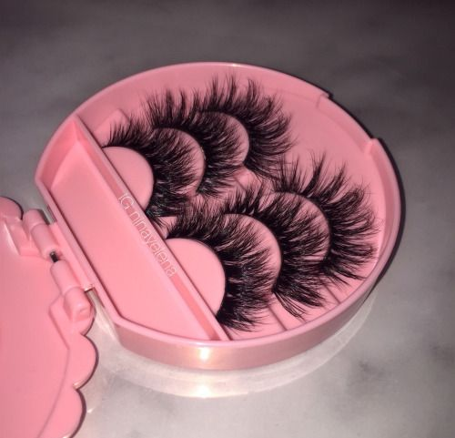 House of lashes iconic lite in a hol lash case