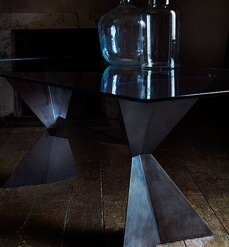 The Echo Dining Table - Made In England