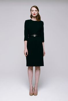 Black dress for funeral education