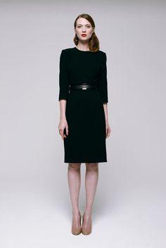 Black dress for funeral education
