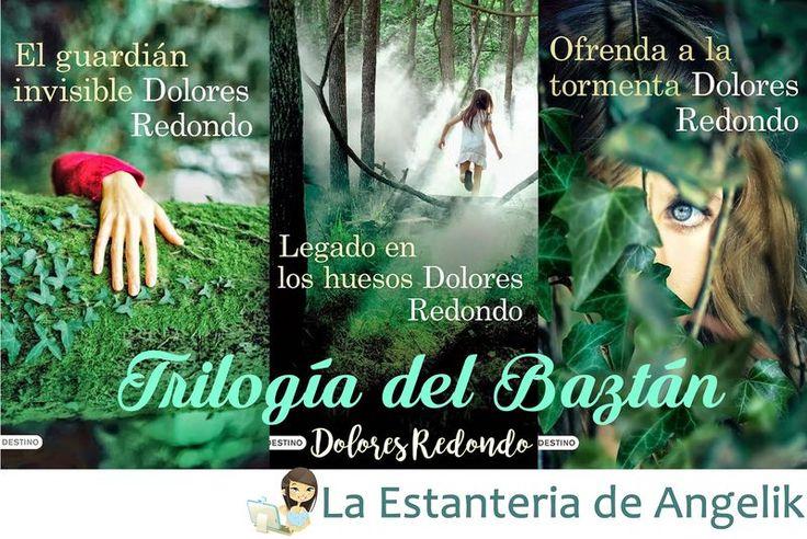 Trilogía del Baztán - Dolores Redondo (EPUB+PDF) | La Estantería de Angelik