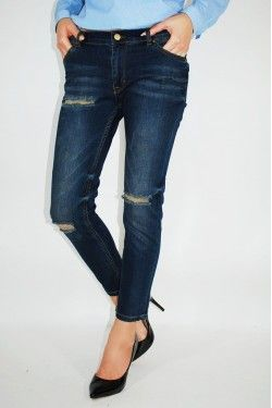 Jeans Boyfriend Cut 125 lei