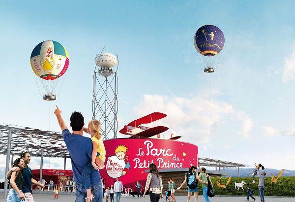 Abre en Alsacia un parque temático sobre 'El principito' #viajes con niños