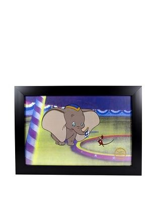 63% OFF Walt Disney Studios Framed Dumbo & Timothy Mouse Ltd. Edition Serigraph Cel
