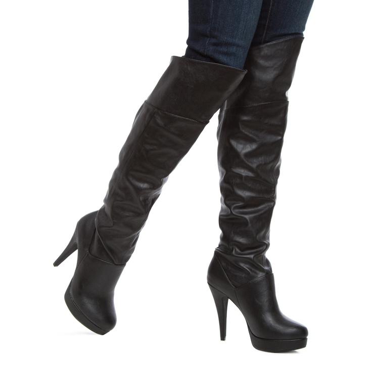 these knee high boots