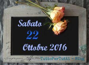 TuttoPerTutti: 22 OTTOBRE 2016 Sabato - GIORNATA DEL TEATRO LA PERLA DEL GIORNO: by La Ludo Sono un cuore tenero in una scorza dura....Praticamente un Tronky gigante!! Compleanni, addii, storia e le notizie curiose: Almanacco completo in 1 clik sul blog ----> http://tucc-per-tucc.blogspot.it/2016/10/22-ottobre-2016-sabato-giornata-del.html