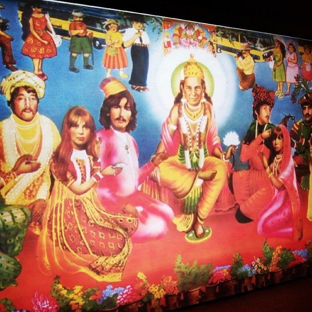 Exposición Ídolos Pop en el MUVIM (Valencia)