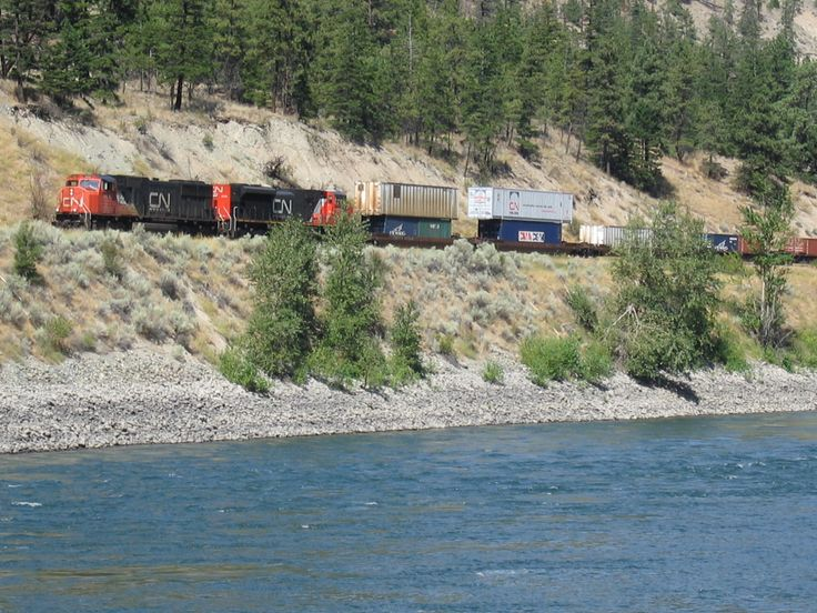 CN - Gold Pan Provincial Park, BC