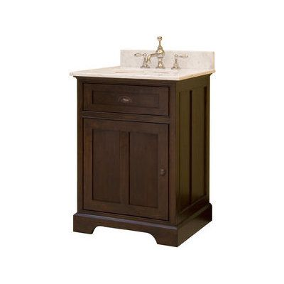 "Bathroom #4:  Best Deal - sagehill designs ss2421 24"" Bathroom Vanity cabinet with 2 doors form the somerset collection"