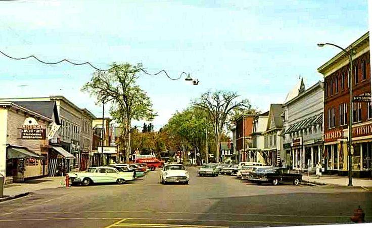 Vintage Lancaster, New Hampshire