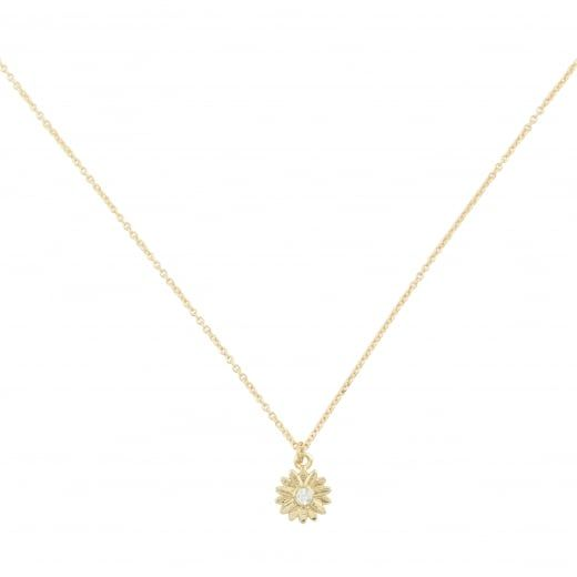 Johnny Loves Rosie Daisy Gift Card Necklace