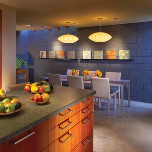 DECORATING IDEAS FOR CINDER BLOCK WALLS DECORATING IDEAS